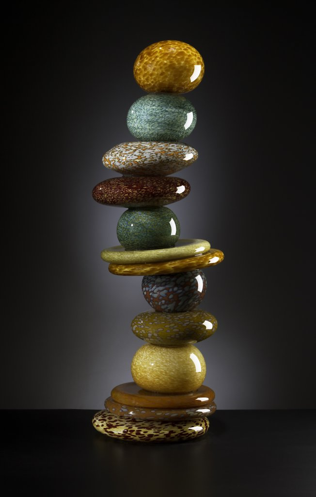 """""""Noi Pohacu"""" Tall Stack"""