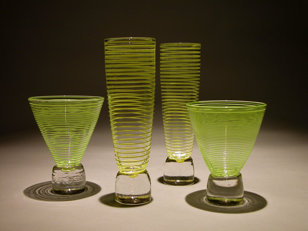 Threaded Martini / Flutes